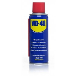 Lubricante WD40 en Spray 200ml