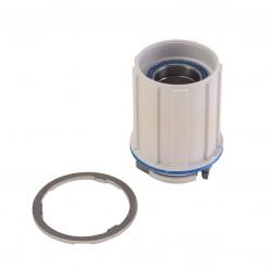 Nucleo de Ruedas Campagnolo para Cassete Shimano 9/10/1v 17mm FH-BO015X1