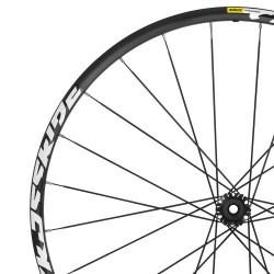 "Mavic Crossride Disc 29"" Shimano Wheelset"