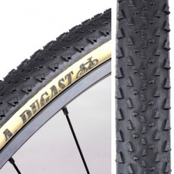 Tubular de Ciclo Cross A. Dugast Small Bird CX 700x32C