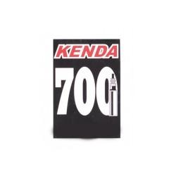 Cámara Kenda 700x20/23 Válvula Fina 80mm