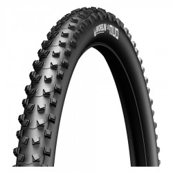 "Cubierta Michelin 26x2.40"" Wild Rock'R Reforzada Tubeless Ready Plegable"