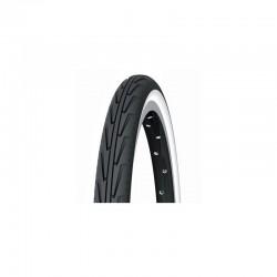 Cubierta Michelin Confort City'J 600A (37-541) Negra/Blanca