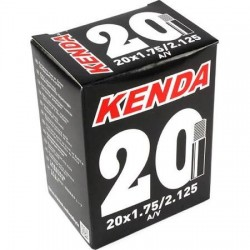 Kenda 20x1.75/2.125 Válvula Gorda/Schrader Tube