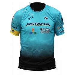 Camiseta Corta Giordana Vero Astana 2017
