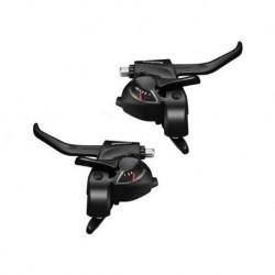 Mandos Shimano EF500-2A 3x8v V-Brake