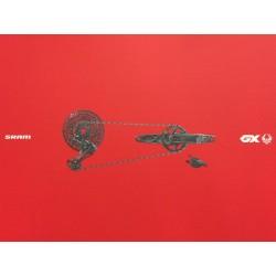 Grupo Sram GX Eagle 12v