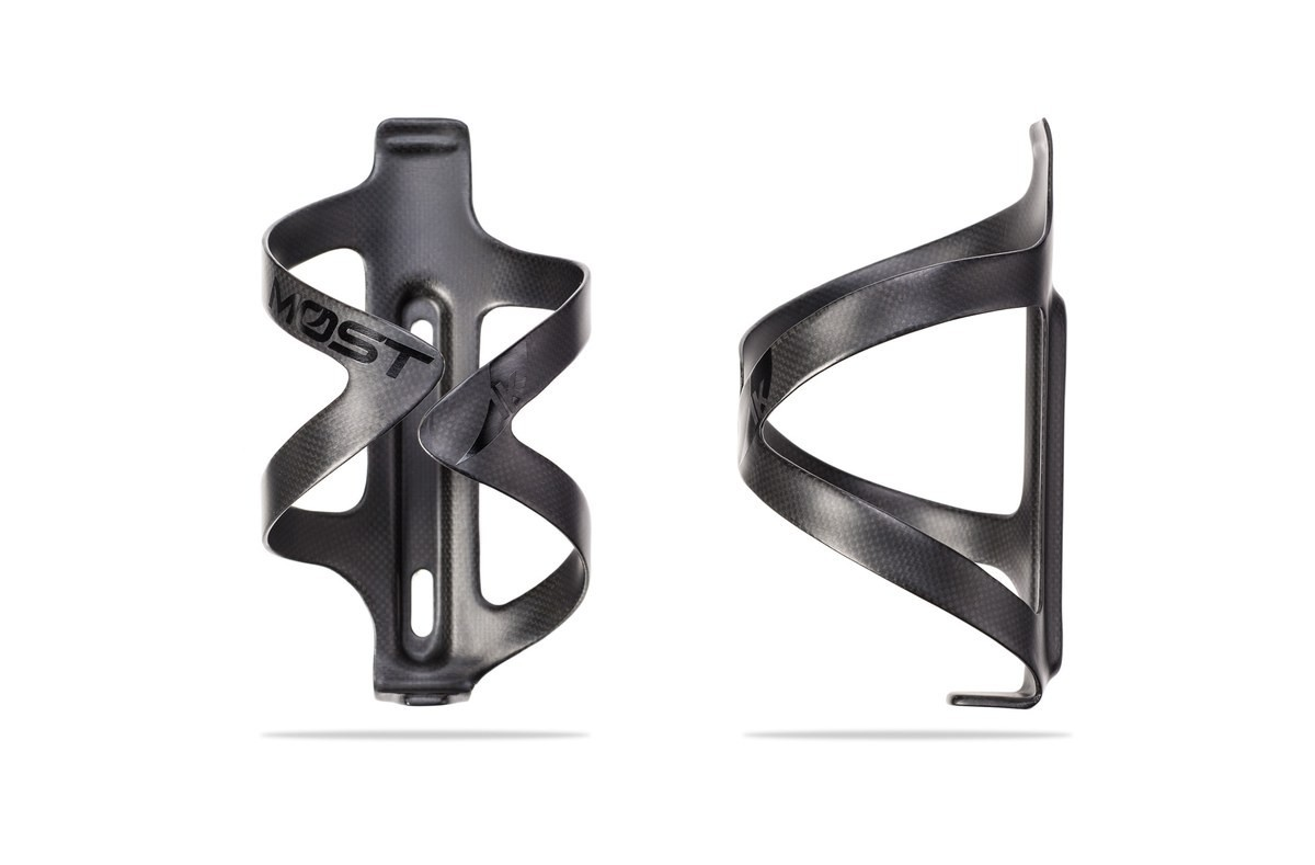 Most The Wings Carbon 1K Bottle Cage