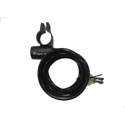 Ming Tay Spiral Padlock 10x1800mm
