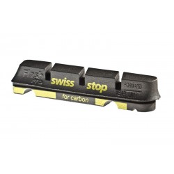 Kit 4 Zapatas de Freno Swissstop FlashPro Black Prince Carbon