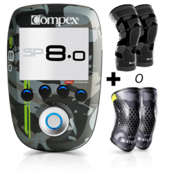 Compex SP 8.0 WOD Edition Electroestimulator