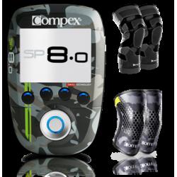 Electroestimulador Compex SP 8.0 WOD Edition