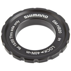 Cierre de Buje Shimano HB20 Center Lock 15/20mm