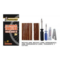 Kit de Reparación Tubeless X-Sauce M-1
