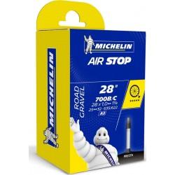 Michelin Airstop A2 700B/C (25/32-622/635) 40mm Presta Valve Innertube