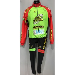 Inverse Squad Ciclos Corredor Team 2018 Long Bib Tight