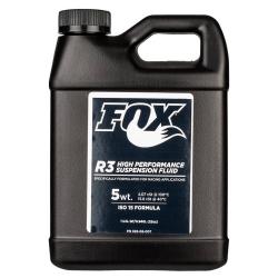 Aceite Fox Fluid R3 5WT ISO 15 31Oz (0.946L)