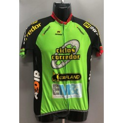 Maillot Corto Ciclos Corredor Team 2019