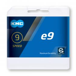 Cadena KMC e9 136L 9v