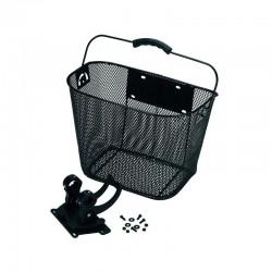 GES Clip on Handlebar Basket