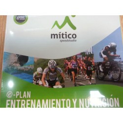 Mítico Speed Studio - Plan de entrenamiento