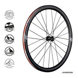 Vision SC 40 Disc Wheelset