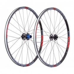 Progress XCD-EVO 15/12mm Conic Hub Wheelset