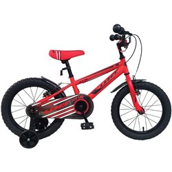 "Bicicleta Umit XT-16 Niño 16"""