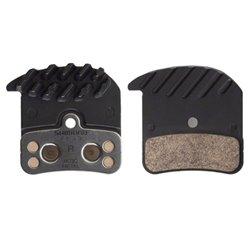 Pastillas de Freno Shimano H03C M8020/M820/M640/MT501 4 Pistones