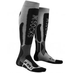 XBionic Ski Metal Shocks