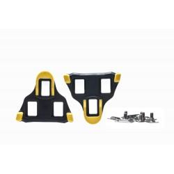 Shimano  SH11 Yellow Cleats