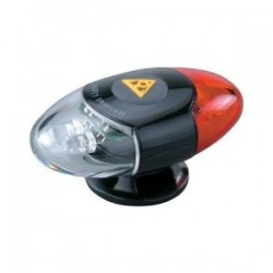 Faro Led x2 para Casco Topeak Headlux