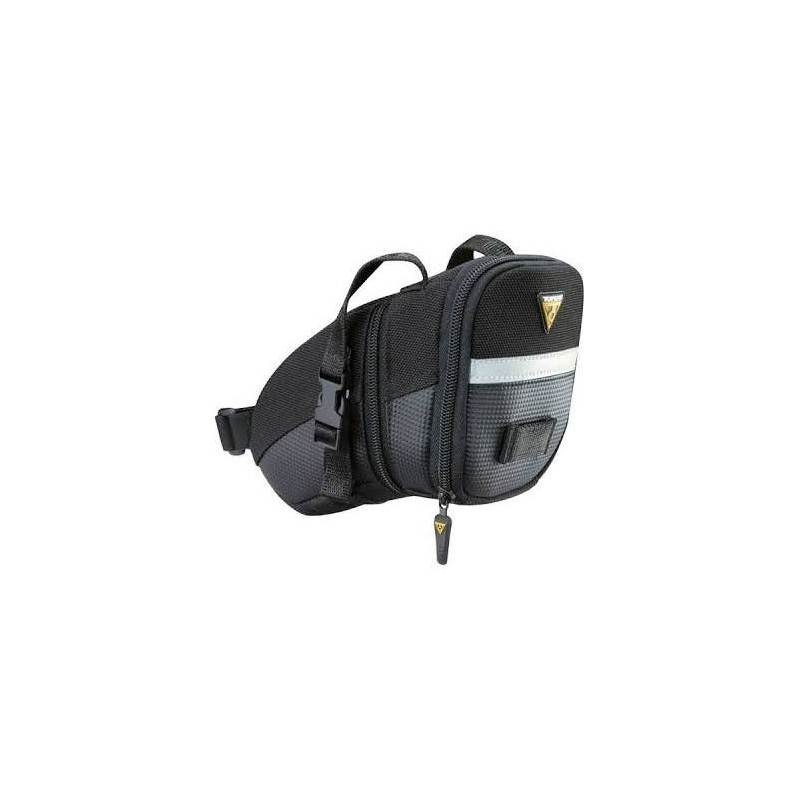 Bike Bicycle Strap Saddle Seat Bag Pannier Topeak TC2260B Aero Wedge Pack