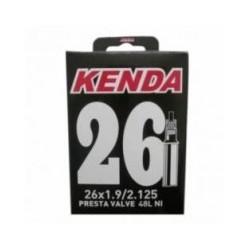 CAM KENDA 26X1.95 VALVULA FINA