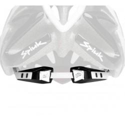 Retención para casco Spiuk Compact FIX II blanco