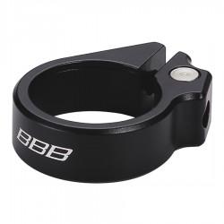 Abrazadera de Sillín BBB Carbonstrangler 35.8 Negro BSP-82