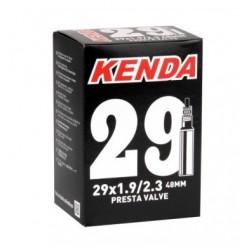 Cámara Kenda 29x1.90x2.125 Válvula Fina 48mm