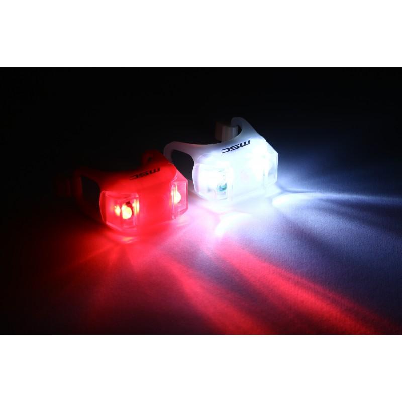 luces de seguridad: