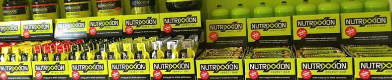 Nutrixxion en Ciclos Corredor