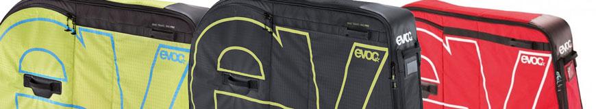 Bolsas para bicicletas EVOC en Ciclos Corredor