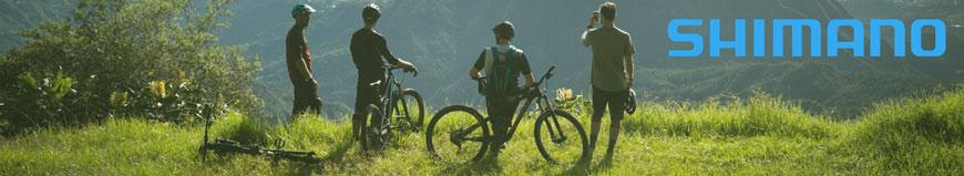 Shimano en Ciclos Corredor