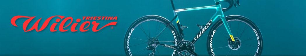 Bicicletas Wilier Triestina en Ciclos Corredor