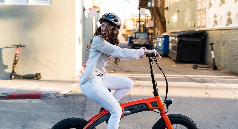 Todas las Ventajas de Comprar una Bicicleta Plegable